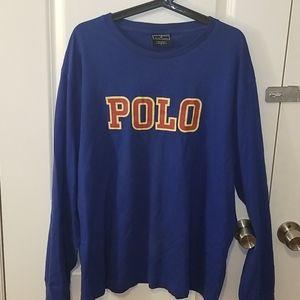 Polo sport long sleeve
